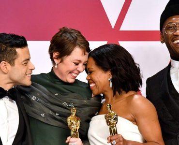 actores actrices ganadores oscar 2019