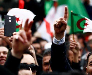 manifestacion argelia 2019