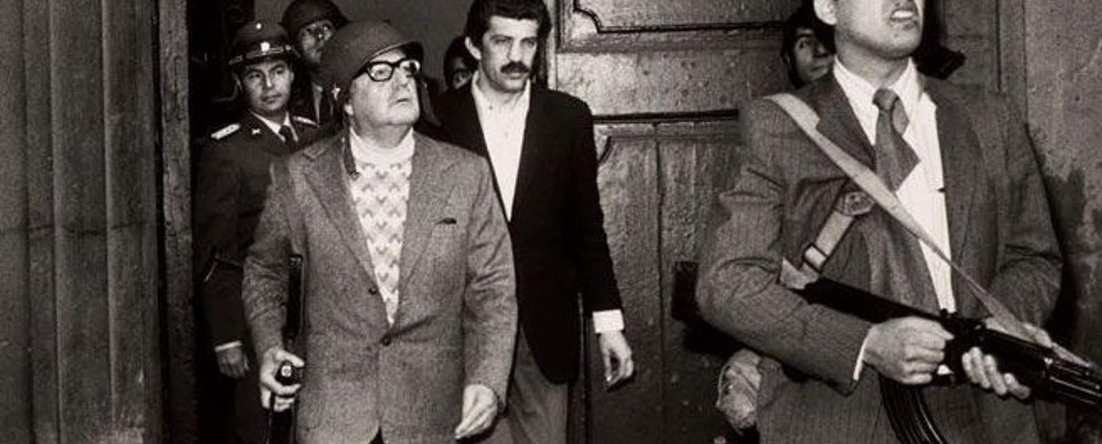 Salvador Allende, Chile y el cine | Ponele.info